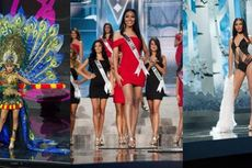 Kerajinan Khas Indonesia Disukai Kontestan Miss Universe 2013