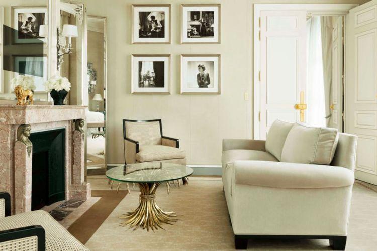 Coco Chanel Suite di Ritz Paris