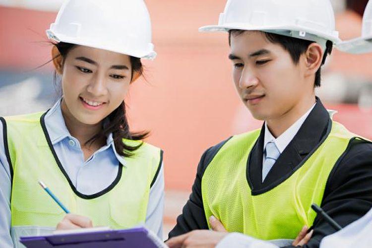 Lulusan SMK merupakan potensi SDM yang besar bagi industri