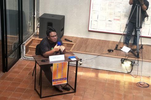 Kronologi Penangkapan Dandhy Dwi Laksono oleh Polisi