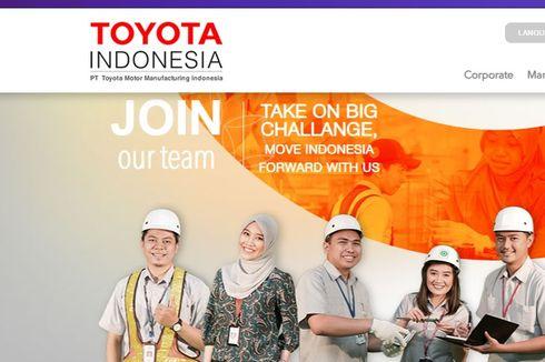 Toyota Indonesia Buka Lowongan Kerja Magang