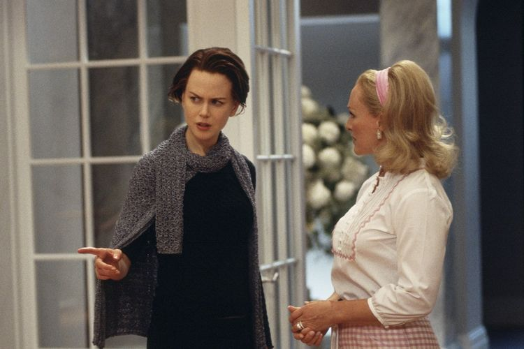 Nicole Kidman dalam film The Stepford Wives (2004)