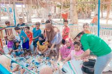 Le Minerale Gerakkan Ekonomi Sirkular untuk Atasi Sampah di Pulau Komodo