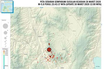 Bukan Disebabkan Sesar Palu-Koro, Ini Pemicu Gempa Sigi 28 Maret Lalu