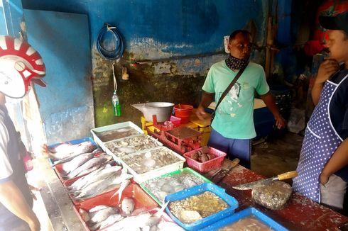 Dampak Gerhana Bulan Baru Terasa, Pasokan Ikan Laut Tersendat di Pasar Blitar