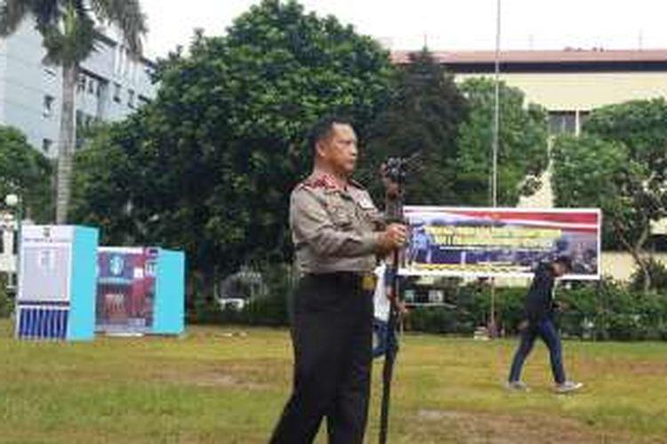 Kapolda Metro Jaya Inspektur Jenderal Tito Karnavian