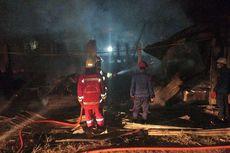 Rumah Produksi Furnitur di Pondok Aren Terbakar Jumat Dini Hari, Pegawai Berusaha Padamkan Api