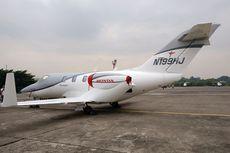 Honda Jajaki Pemasaran Pesawat Pribadi HondaJet di Indonesia