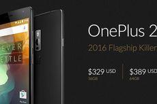 OnePlus 2 Dibanderol Rp 5,4 Juta di Indonesia