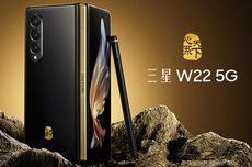 Samsung W22 5G Meluncur,