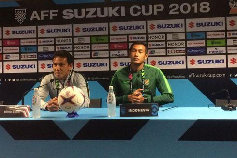 Piala AFF, Bima Sakti Tunjuk Hansamu Yama Jadi Kapten Indonesia