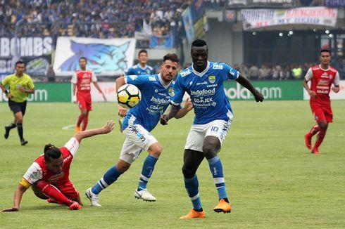 15 Pemain Pilar Absen dalam Laga Akbar Persib Bandung Vs Arema FC