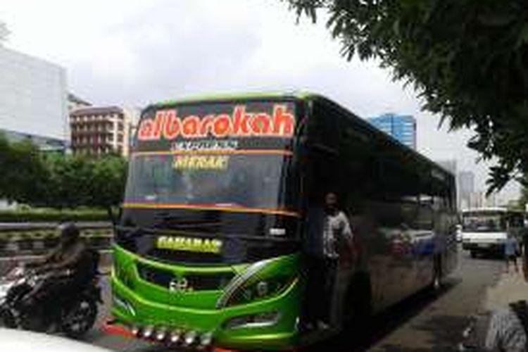 Sebuah bus