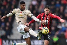 Man United Vs Bournemouth, Peluang Rashford di Balik Misi Balas Dendam Setan Merah