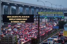 Pemprov DKI Harap Ganjil Genap Bisa Tekan Pergerakan Orang di Jakarta