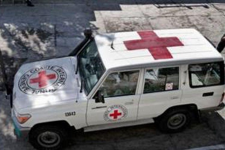 Komite Palang Merah Internasional (ICRC) sudah tiga kali mendapatkan hadiah Nobel Perdamaian.