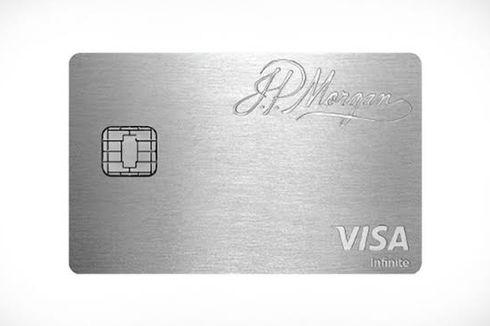 Kartu Kredit Ultra-Ekslusif JP Morgan, Hanya Dimiliki Orang Super Kaya