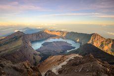 Sempat Banjir, Pendakian Gunung Rinjani Ditutup hingga 31 Maret 2020