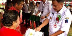 Capai Target, Gubernur Sulut Apresiasi Program Sertifikat Tanah Jokowi
