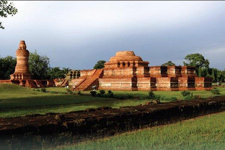 Salah satu bukti Kerajaan Sriwijaya pernah ada