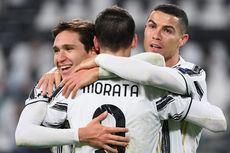 Juventus Vs Dynamo Kiev, Bahagianya Pirlo Lihat Ronaldo dkk Menang Telak