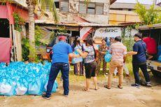 Yayasan Dana Kemanusiaan Kompas Salurkan 300 Paket Sembako ke Warga Terdampak Pandemi di Jakut