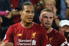 Virgil van Dijk Tolak Bahas Perpanjangan Kontrak Baru di Liverpool