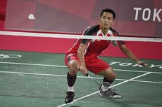 Olimpiade Tokyo 2020, Shi Yuqi Tak Sangka Menang Telak atas Jonatan Christie