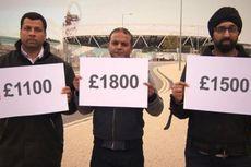 Para Pekerja di Olimpiade London 2012 Tuntut Upah yang Belum Dibayar