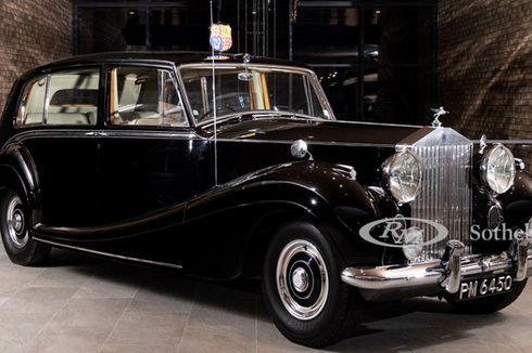 Rolls-Royce Langka Putri Margaret Bakal Dilelang, Lihat Keunikannya