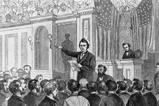 Hari Ini dalam Sejarah: Presiden AS Andrew Johnson Dimakzulkan
