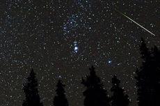 Fenomena Langit Bulan Ini, Hujan Meteor hingga Gerhana Matahari Cincin