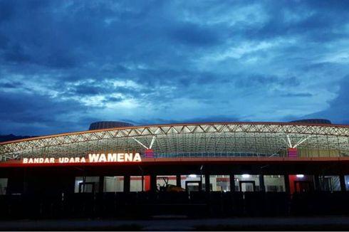 Rumah Honai, Wajah Baru Bandara Wamena