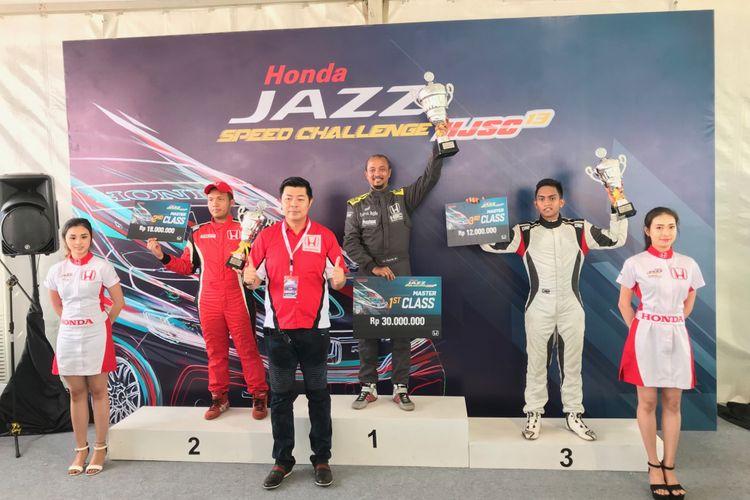 Honda Jazz Speed Challenge 2018
