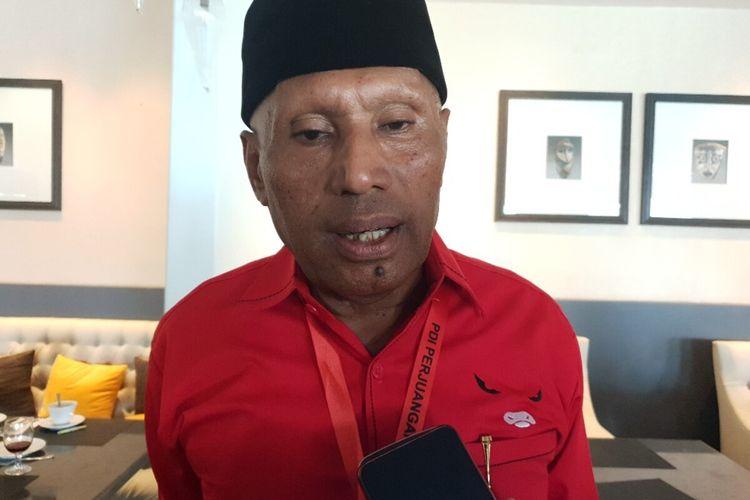 Wali Kota Jayapura Benhur Tommy Mano
