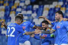 Hasil Lengkap Liga Europa - Napoli Menang Perdana, West Ham Sempurna