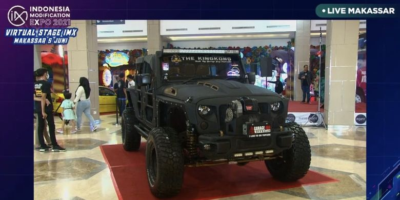 Road to Indonesia Modification Expo (IMX)