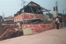 Seusai Resmikan Tol Becakayu, Jokowi Lewati Spanduk