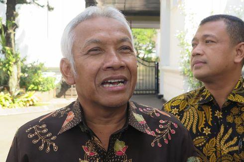 Petinggi Demokrat Agus Hermanto Temui Jokowi di Istana, Bahas Apa?