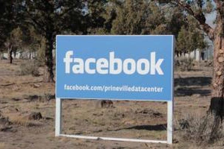 Papan data center Facebook