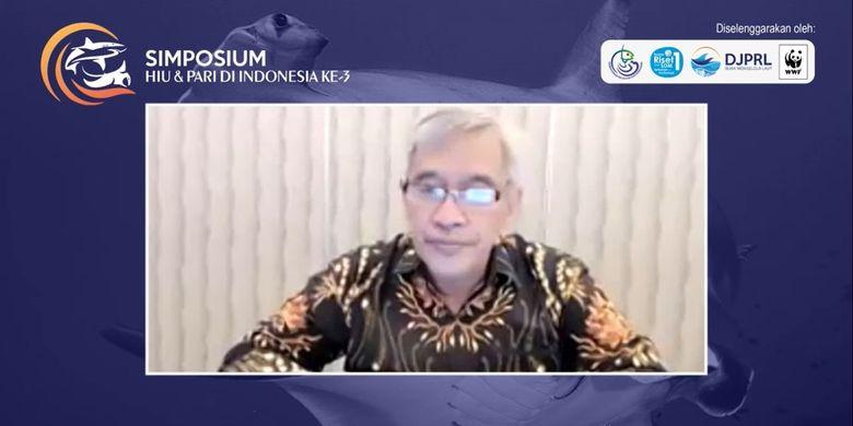 Kementerian KKP menyelenggarakan simposium hiu dan pari ke-3 di Indonesia secara daring dan luring, mulai dari Rabu (7/4/2021) hingga Kamis (8/4/2021).