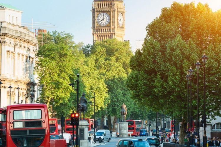 Ilustrasi Inggris