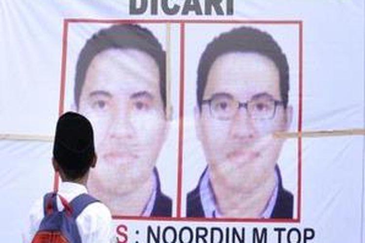 Noordin M Top, teroris Bom Bali