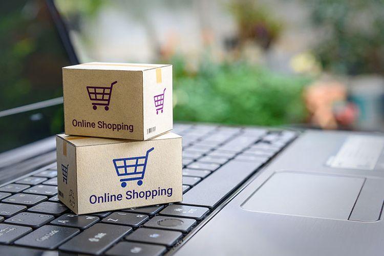 Ilustrasi belanja online. (Dok. Shutterstock)