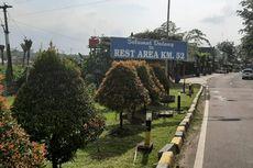Minggu Besok, Rest Area Km 52B Tol Jakarta-Cikampek Ditutup Sementara