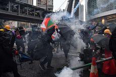 RUU Ekstradisi Dicabut, Media China: Demonstran Hong Kong Tak Lagi Punya Alasan Lakukan Kekerasan