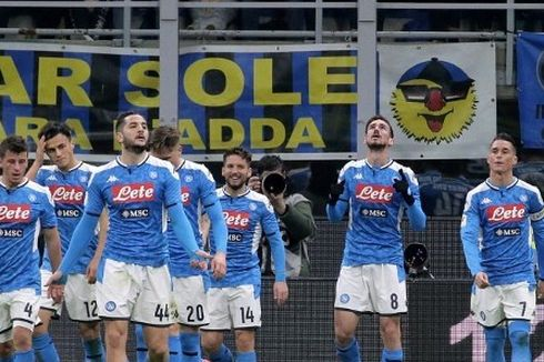 Napoli Kembali Gelar Latihan Setelah Liga Italia Dihentikan karena Pandemi Corona