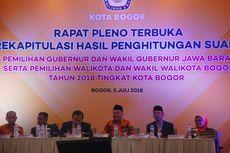 KPU Tetapkan Bima Arya-Dedie Rachim sebagai Pemenang Pilkada Kota Bogor