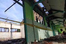 Ruangan Madrasah di Mojokerto Terbakar, Puluhan Laptop untuk Ujian Akhir Hangus
