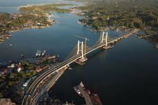 Viral Disebut Hancurkan Kota Lama, Kasatker: Jembatan Teluk Kendari Dinanti Warga